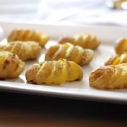 Parmesan Roasted Petite Yukon Gold Potatoes