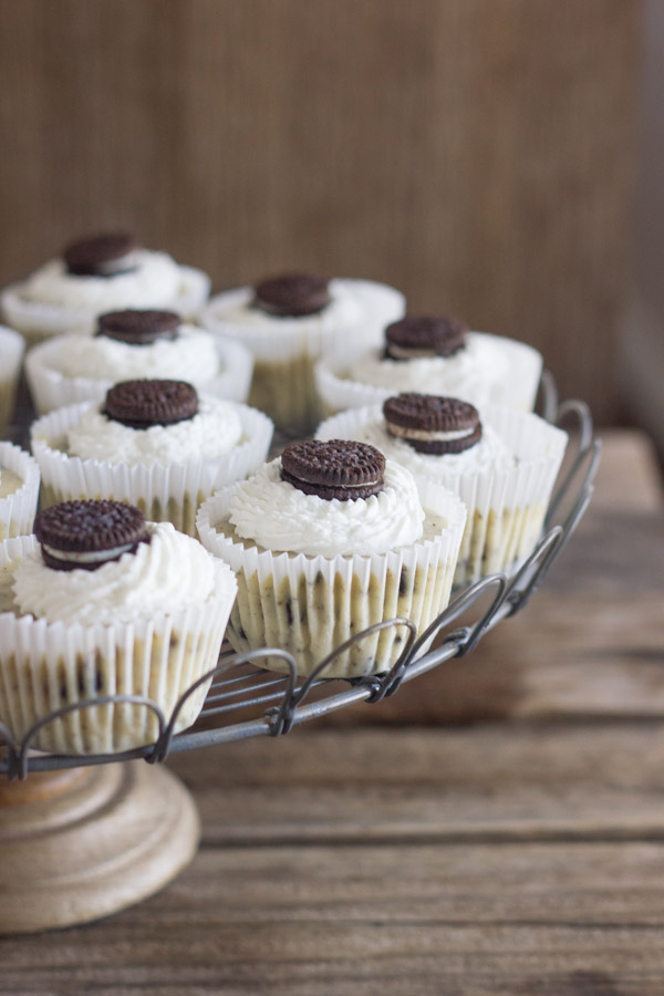 cookies and cream cheesecake cups lovely little kitchen