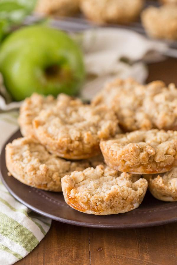 Dutch Apple Pie Cookies Lovely Little Kitchen